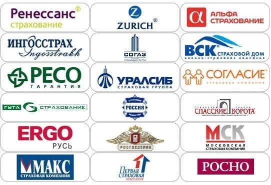 Рейтинг страховых компаний