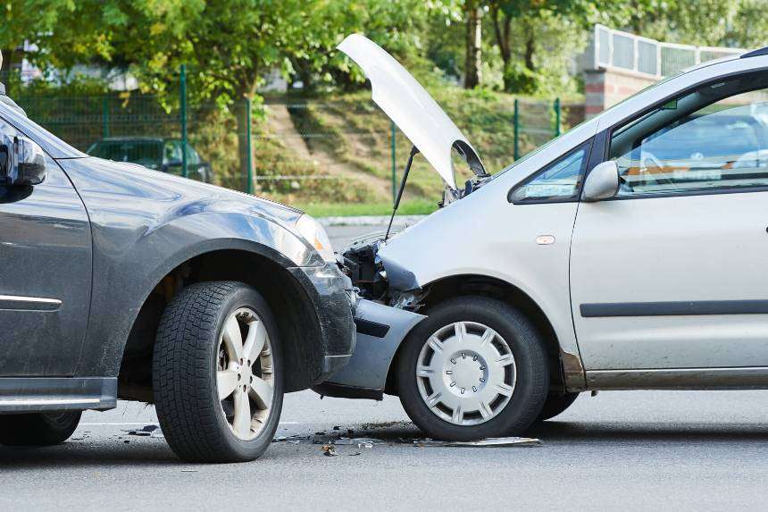 If you have an accident - what to do to get insurance