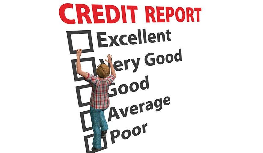 Кредитная история клиента