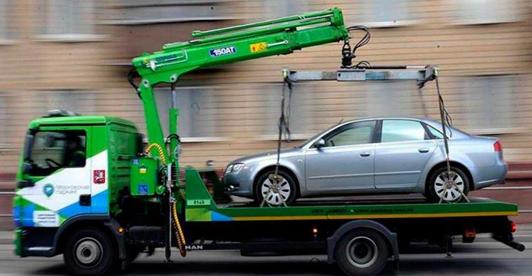 Что делать если забрали машину на штрафстоянку