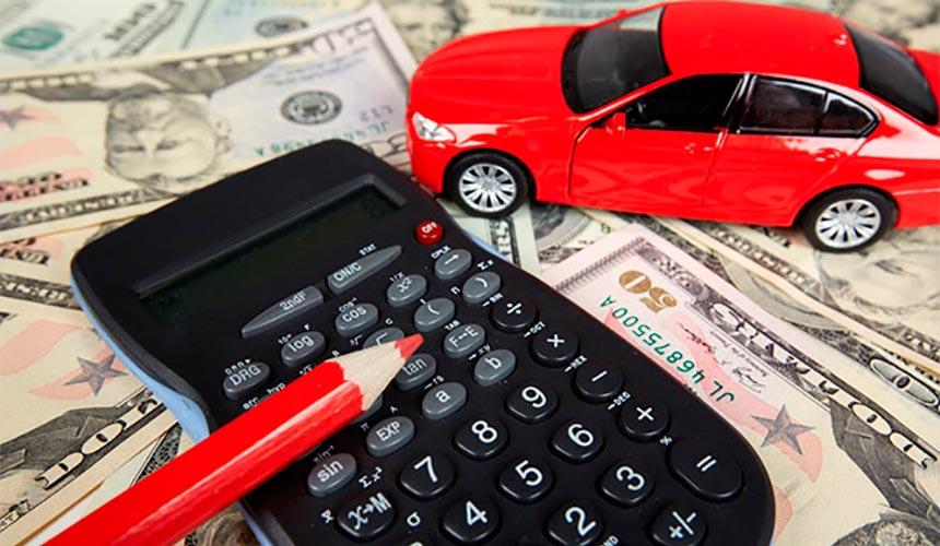 Оценка стоимости машины