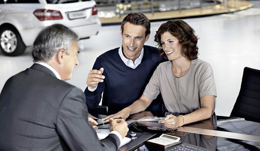 Процедура кредитования на покупку авто