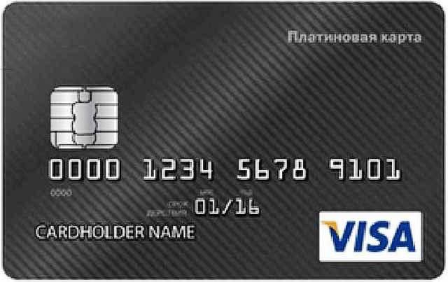 Кредитная карта - онлайн заявка